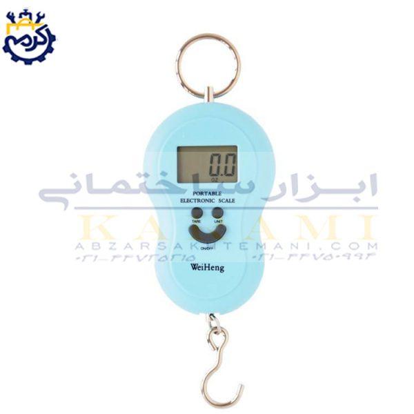 ترازو دیجیتال عروسکی portable electronic scale