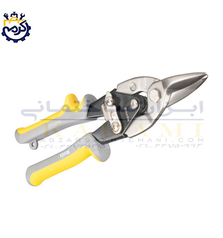 قیچی ورق بر رونیکس مدل RH-3904